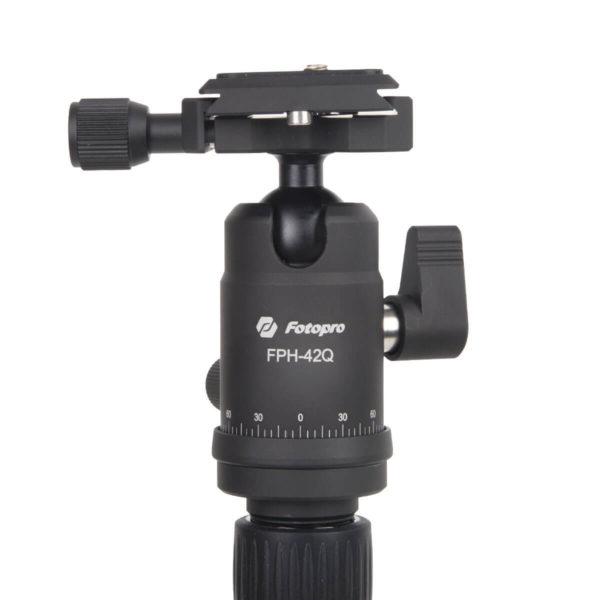 Fotopro tripod x-go gecko black