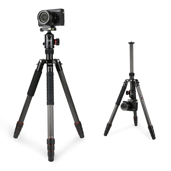 lightweigh and economic travel tripod