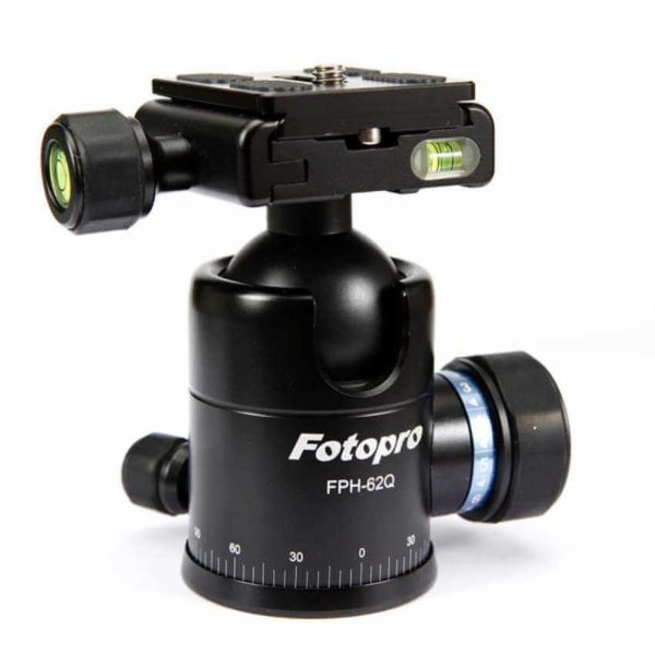 fotopro ball head fph-62q