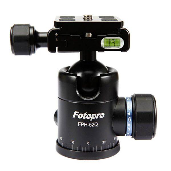 fph 52q testa a sfera fotopro
