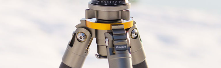 T Series Carbon Fiber Tripods
